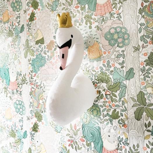 Cabeza de cisne