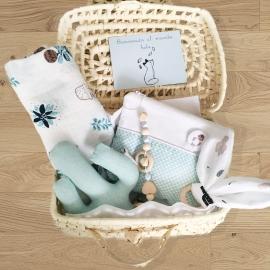 Box de nacimiento a personalizar chica
