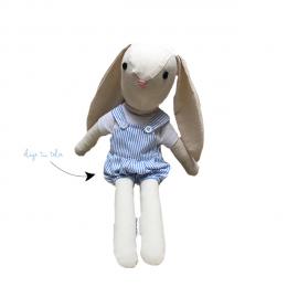 Diseña tu muñeca conejo