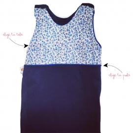 Diseña tu saco de dormir