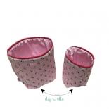 Diseña tu conjunto de cestas