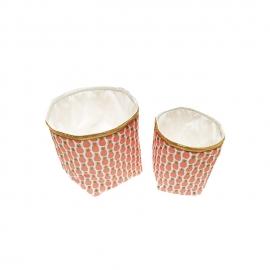 Conjunto de cestas Kloé