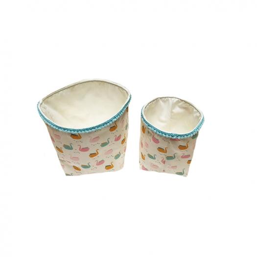 Conjunto de cestas Solange