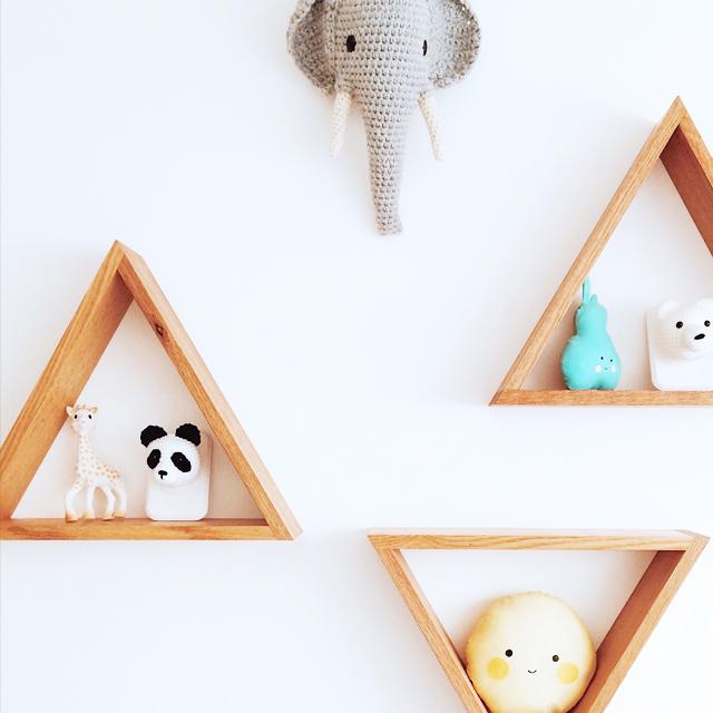 Repisas-decoracion-cuarto-bebe-niños